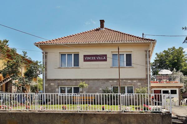 Vincze Villa Vendégház